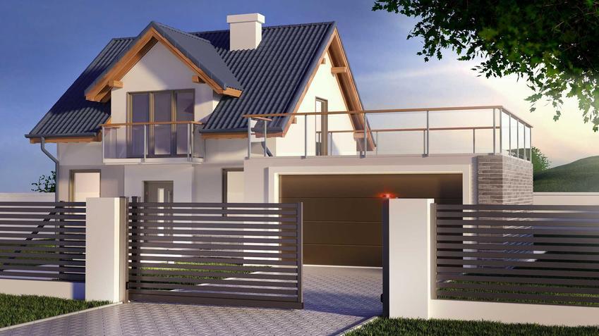 Nowoczesne ogrodzenia przed domem, w tym polecane nowoczesne ogrodzenia metalowe i nowoczesne ogrodzenia murowane