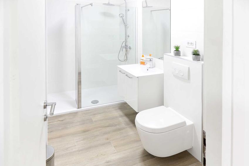 Wykładzina PCV do łazienki, czyli linoleum do łazienki lub gumoleum do łazienki i polecane wykładziny łazienkowe z cenami