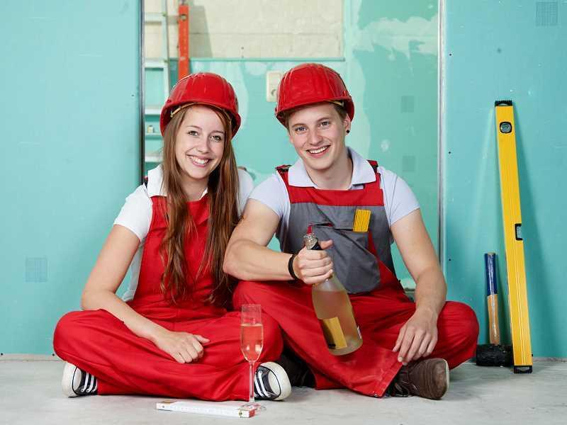 Gruntowny remont mieszkania 60 m2 - ceny prac i kosztorys