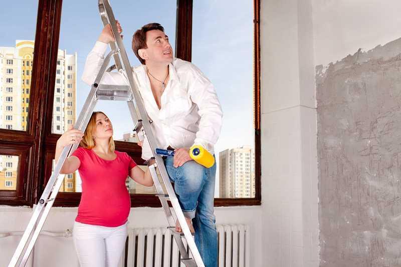 Kredyt hipoteczny może obejmować także koszt remontu lub wykończenia mieszkania, konieczne jest jednak stworzenie kosztorysu remontu