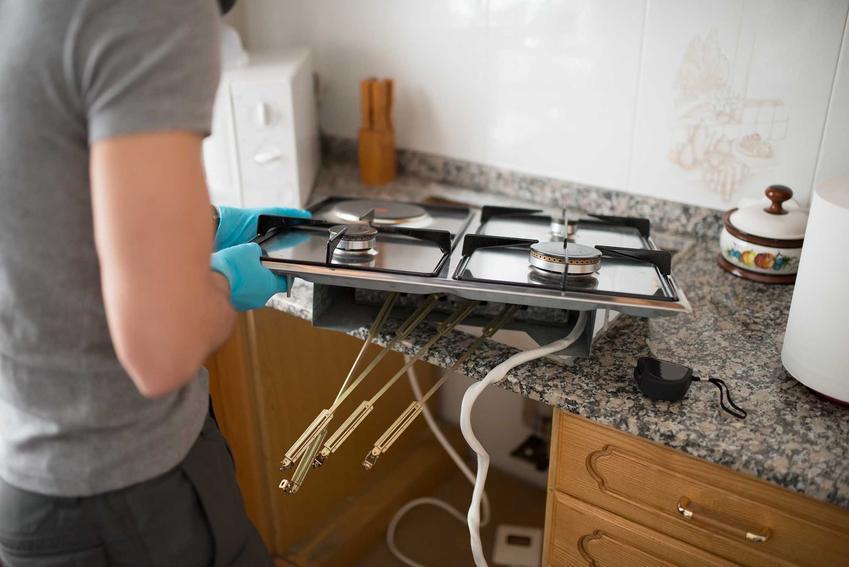 Płyta gazowa oraz montaż płyty gazowej i podłączenie płyty gazowej krok po kroku samodzielnie lub przez fachowca