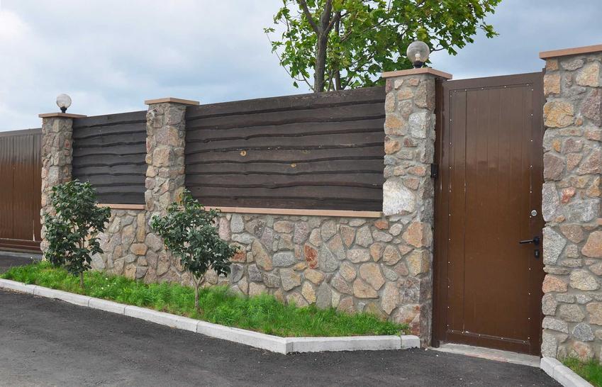 Ogrodzenia z kamienia przed domem, czyli ogrodzenia kamienne, a także szacowany koszt ogrodzenia z kamienia naturalnego