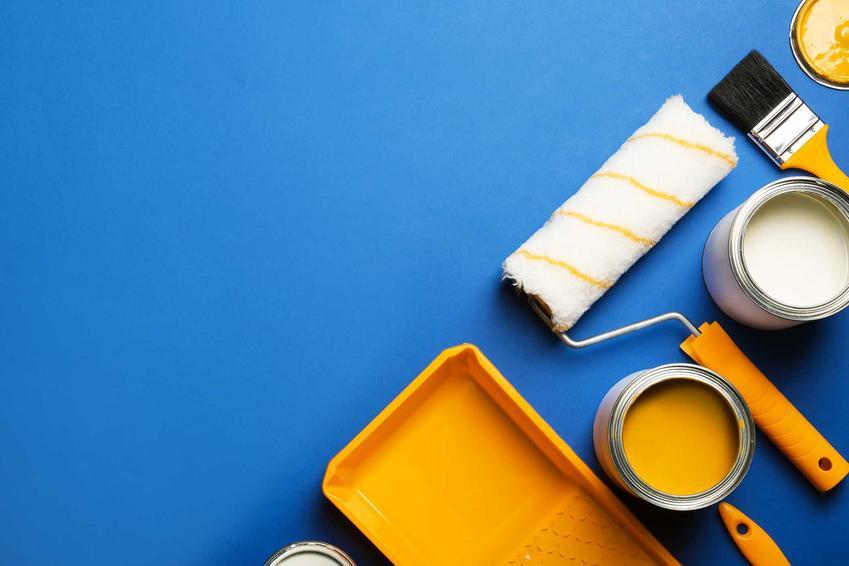 Farba hydrofobowa i wszelkie akcesoria do malowania oraz jej właściwości, opinie i ceny farb najlepszych producentów