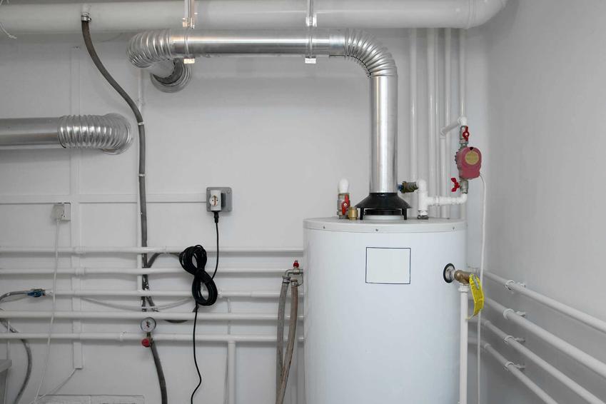 Bojler, a także podłączenie bojlera gazowego i podłączenie bojlera elektrycznego do instalacji centralnego ogrzewania.
