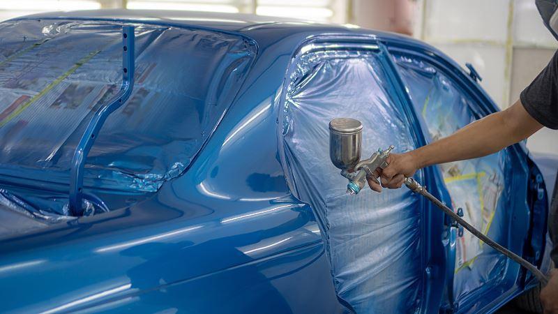 Cennik lakierowania samochodów