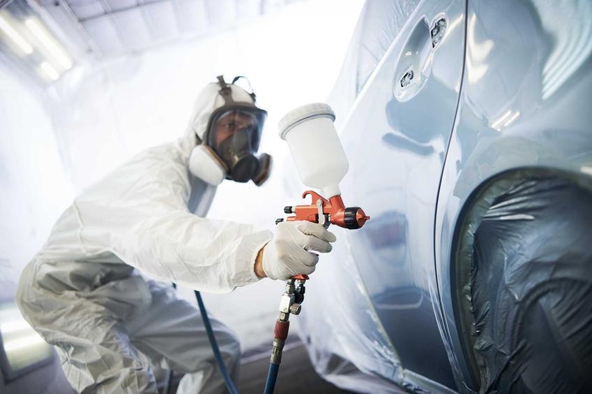 Aktualne ceny lakierowania samochodów w całej Polsce