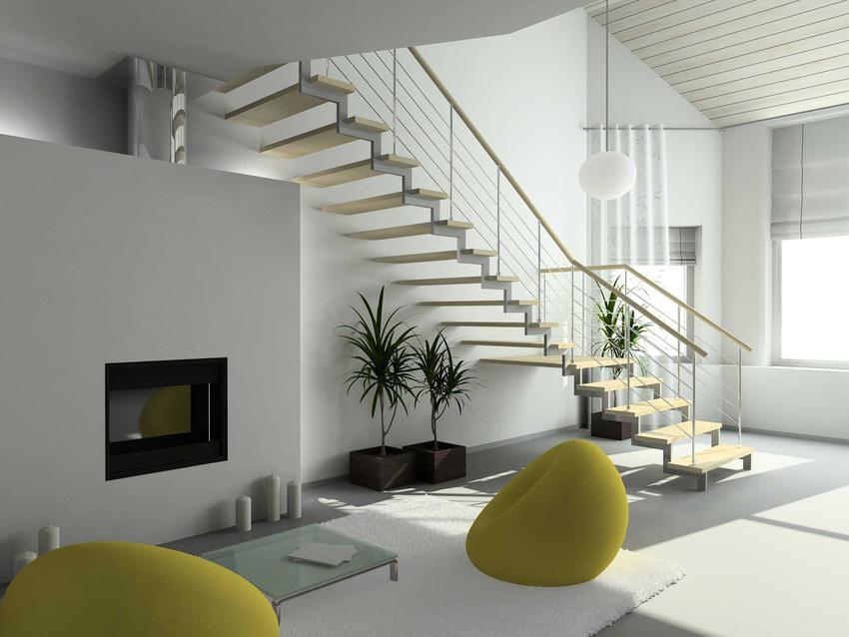 Schody policzkowe na piętro oraz konstrukcja schodów na belkach policzkowych i ich przeznaczenie, opinie oraz zastosowanie