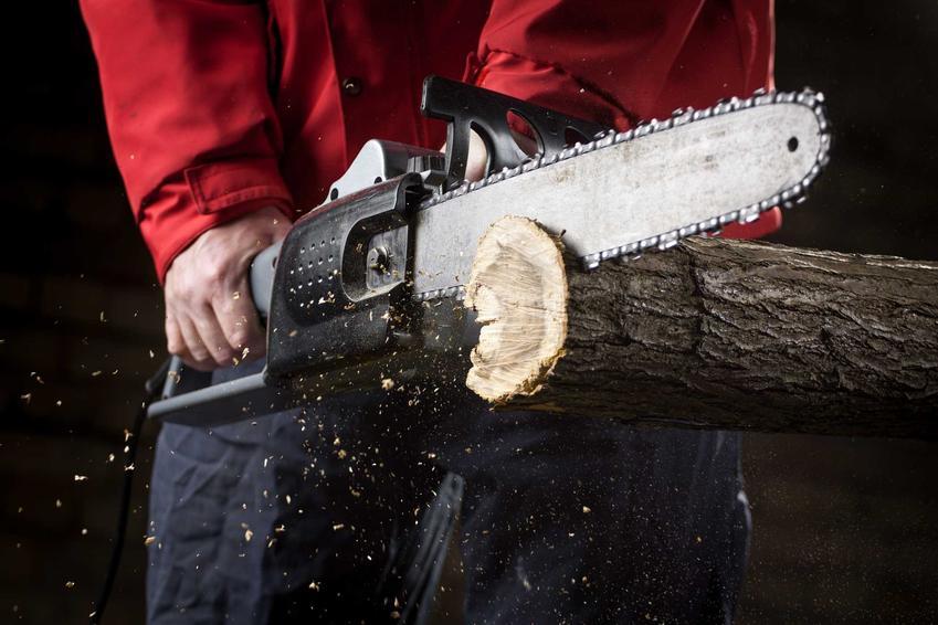 Cięcie drewna pilarką elektryczną, a także pilarki NAC oraz ceny pilarek NAC, opinie o producencie, rodzaje oraz porady i koszt eksploatacji
