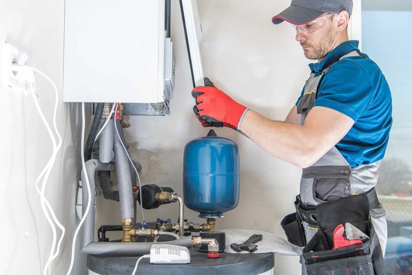 Naczynie przeponowe w instalacji C.O., czyli zbiornik przeponowy i jego zastosowanie, rola w instalacjach różnego rodzaju i sposób działania