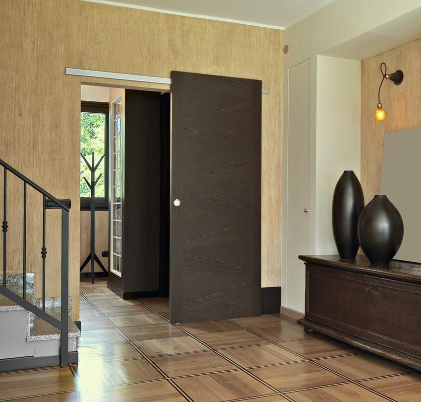 Wymiary drzwi przesuwnych powinny być drobizagowo wyliczone. Powinno się dobrze wyliczyć ich szerokość i przestrzeń do przesuwania drzwi.