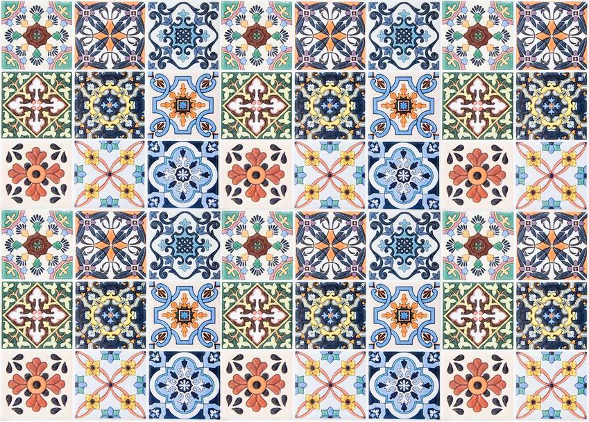 Marokańskie kafelki do łazienki, czyli płytki łazienkowe oraz modna glazura do łazienki i płytki ceramiczne