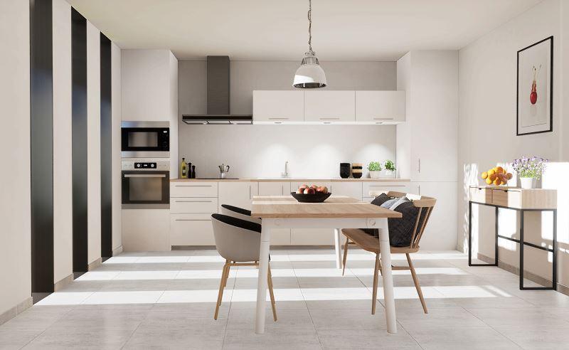 Proste, nowoczesne meble IKEA w kuchni, a także opinie, porady, zastosowanie, wykonanie, rodzaj mebli, najlepsze zestawy i modele
