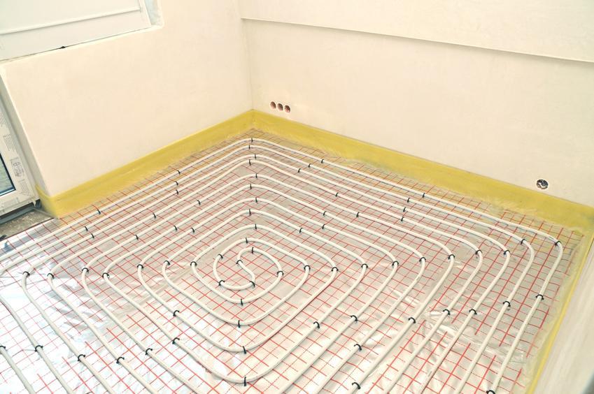 Montaż ogrzewania podłogowego, a także ogrzewanie podłogowe w sypialni, opinie użytkowników forum na jego temat