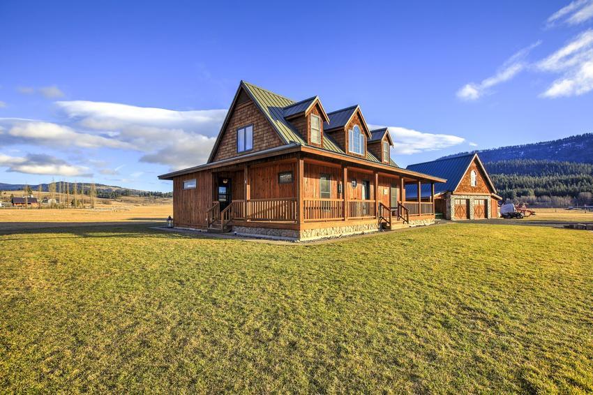 Drewniany dom w polskich klimacie – alternatywa wobec tradycyjnej technologii