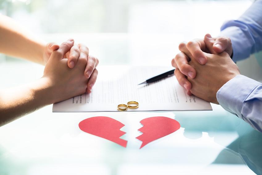 Jakie są całkowite koszty rozwodu. Zobacz ceny usług prawniczych przy rozwodzie