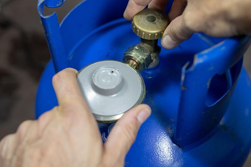 Butla gazowa, a także piecyk gazowy na butle i jego zastosowanie
