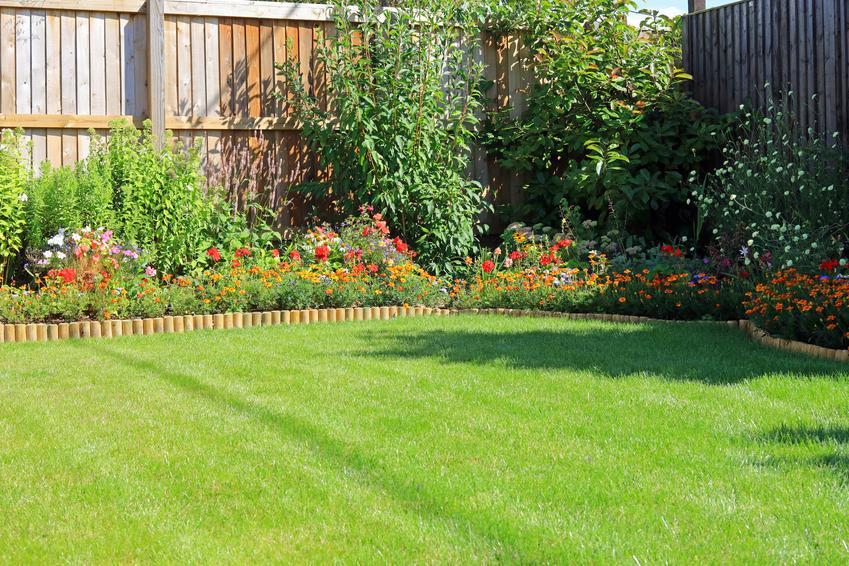 Ogrodowe obrzeża plastikowe, a także obrzeża do trawników i ich zastosowanie w ogrodzie