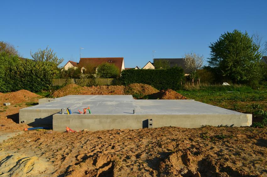 Teren budowy domu, a także zagospodarowanie terenu budowy krok po kroku