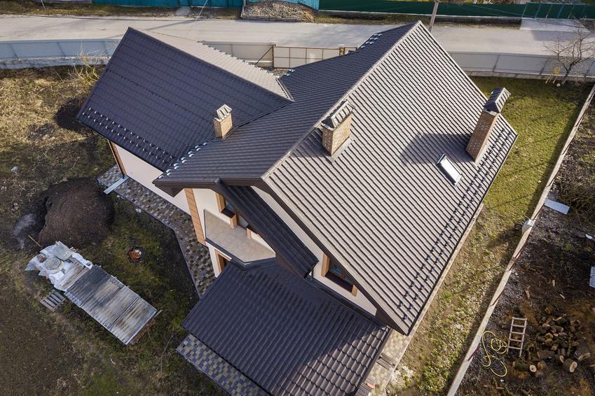 Zobacz, jak zmienia się średnia powierzchnia nowobudowanych domów w Polsce