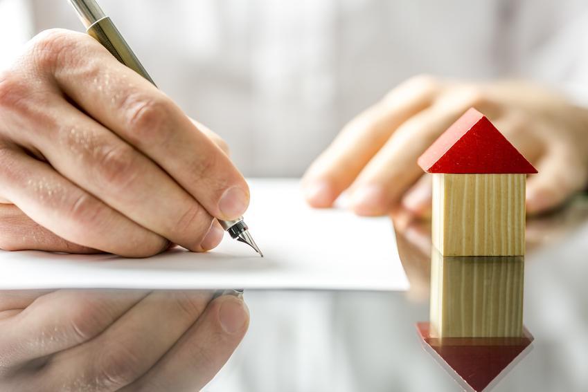 Podpisywanie dokumentu, a także Wniosek o wpis w księdze wieczystej i zmiany w księdze wieczystej
