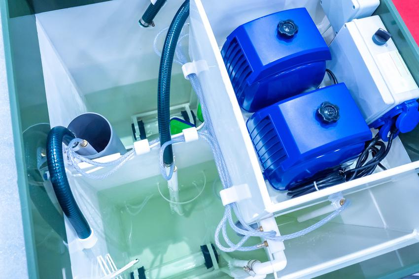 Przydomowa oczyszczalnia ścieków oraz preparaty i bakterie do oczyszczalni przydomowej