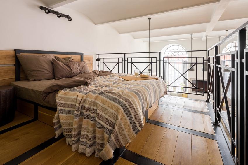 Antresola w domu, a także polecane projekty domów z antresolą i antresola na poddaszu