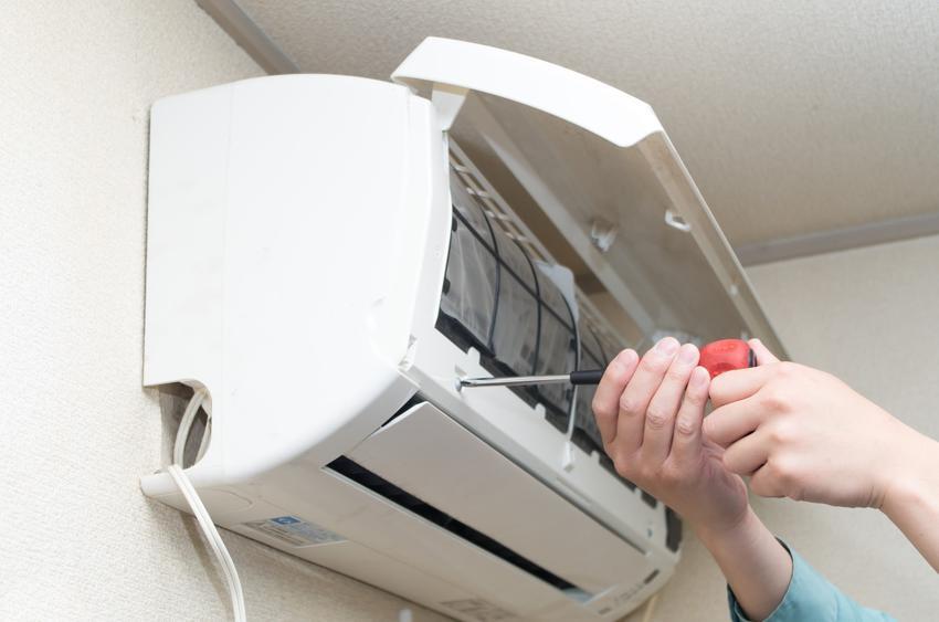 Rozkręcanie klimatyzacji domowej, a także odgrzybianie klimatyzacji domowej i w samochodowej