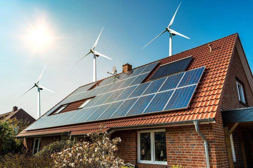 Przydomowa elektrownia wiatrowa, czyli wiatraki elektryczne, małe wiatraki prądotwórcze