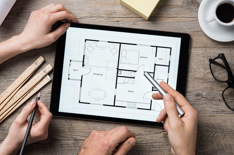 Zmiany w projekcie domu nie mogą być szczególnie istotne. Nie powinny dotyczyć samej konstrukcji budynku, nie mogą także znacznie wpływać na jego kubaturę.