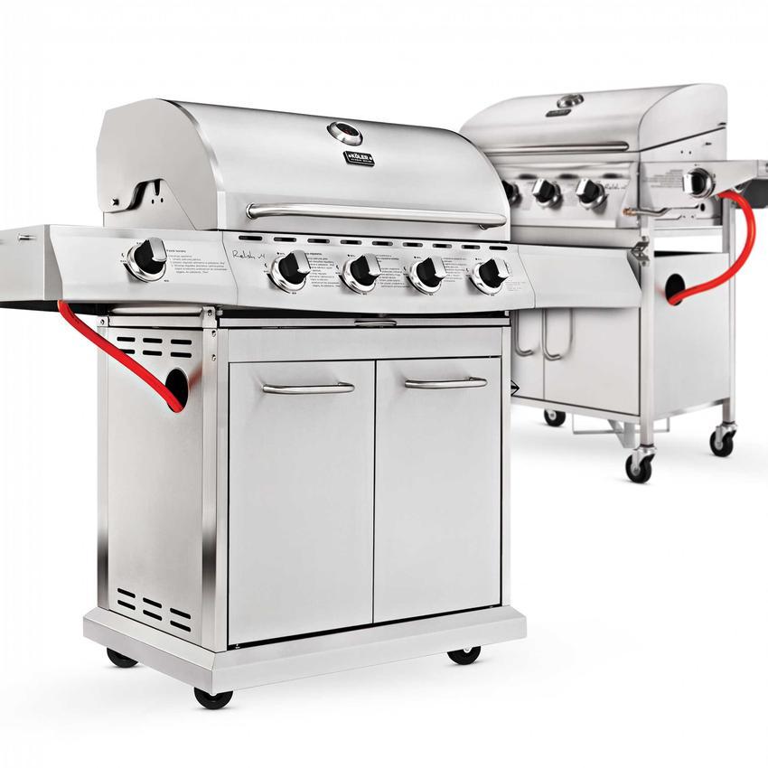 Który grill gazowy wybrać i dlaczego warto po niego sięgnąć?