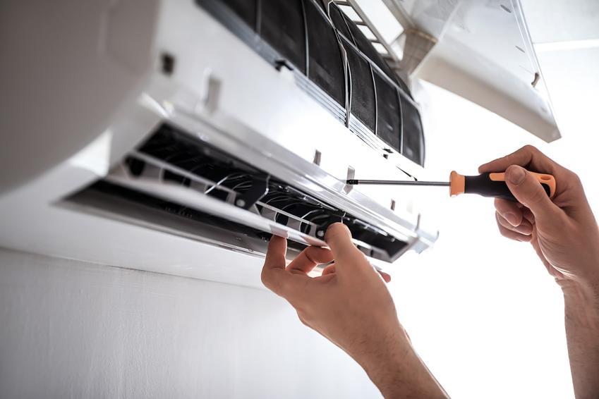 Montaż klimatyzacji na ścianie w domu, a także samodzielny montaż klimatyzatora
