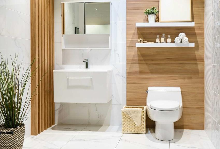 Drewniane płytki w łazience - jakie wybrać?