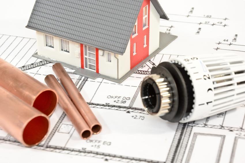 Plan domu i ogrzewania, a także krzywa grzewcza, krzywa grzania i co warto wiedzieć