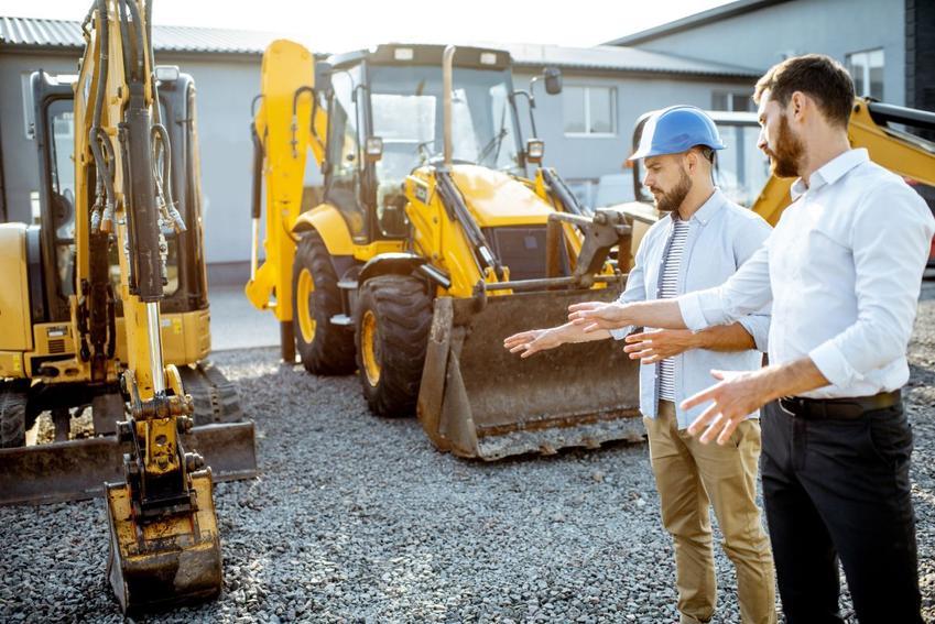Jakie są zalety wynajmu sprzętu budowlanego?