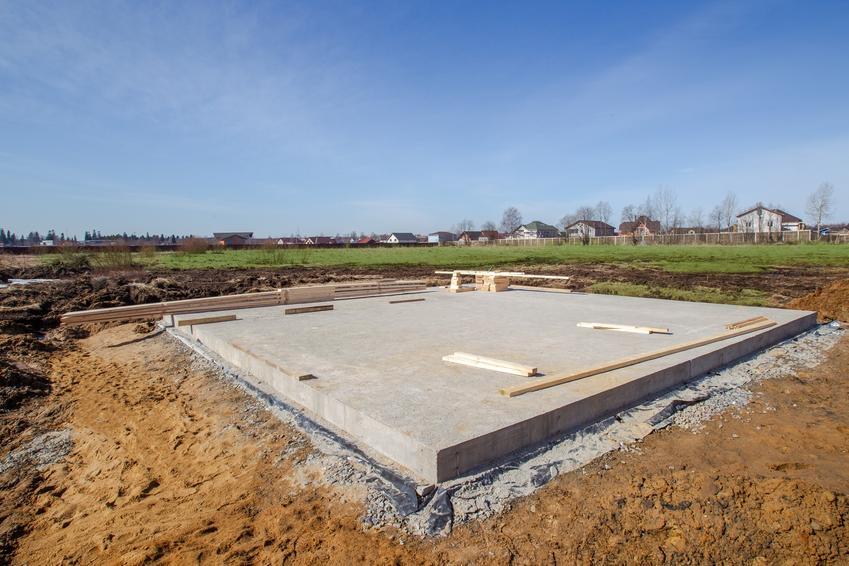 Fundamety na placu budowy, a także zasypywanie fundamentów i czym zasypać fundamenty