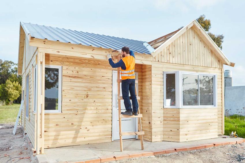 Budowa domków holenderskich jest bardzo charakterystyczna dla ośrodków wypoczynkowych. Są ładne, dobrze się prezentują i mogą być często wykorzystywane.