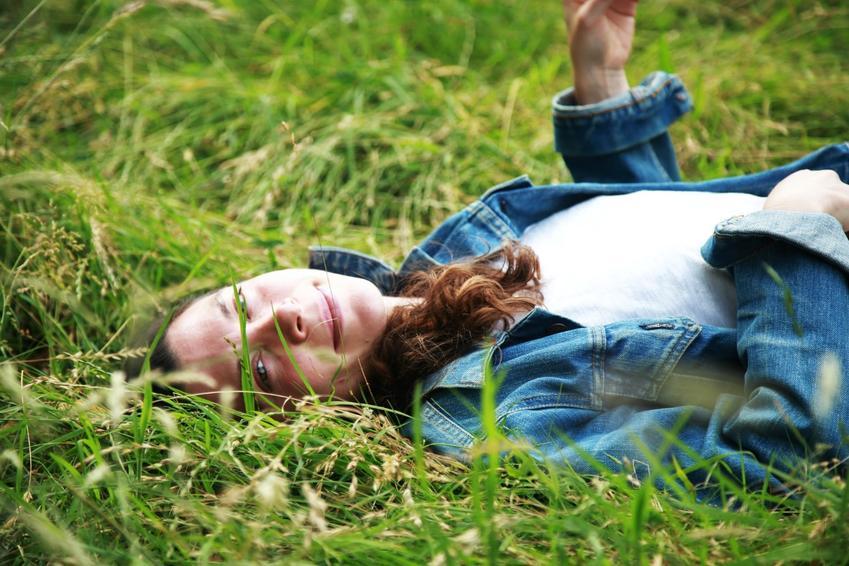 Relaks w ogrodzie - słuchaj audiobooków