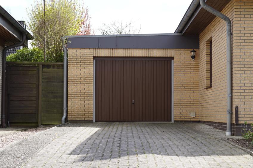 Drzwi garażowe uchylne w domu, a także bramy garażowe uchylne, brama uchylna i cena