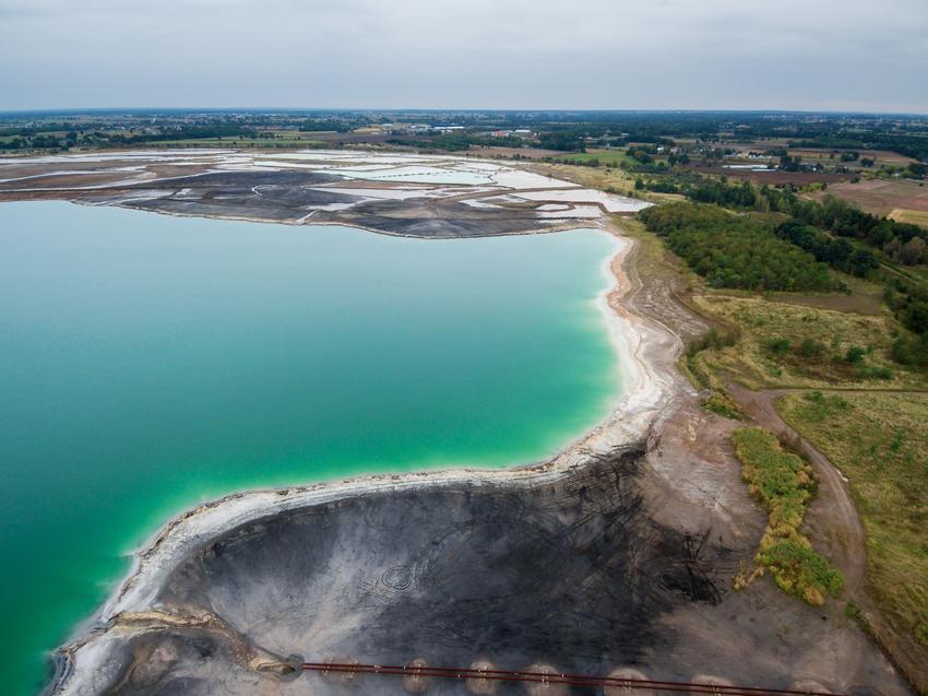 Turkusowe jezioro  i inne ciekawe miejsca na weekend w Polsce