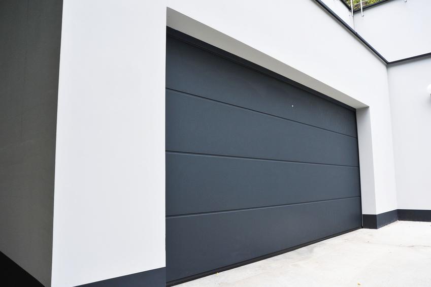 Brama garażowa, a także wymiary bram garażowych, wymiary drzwi garażowych, szerokość, wysokość