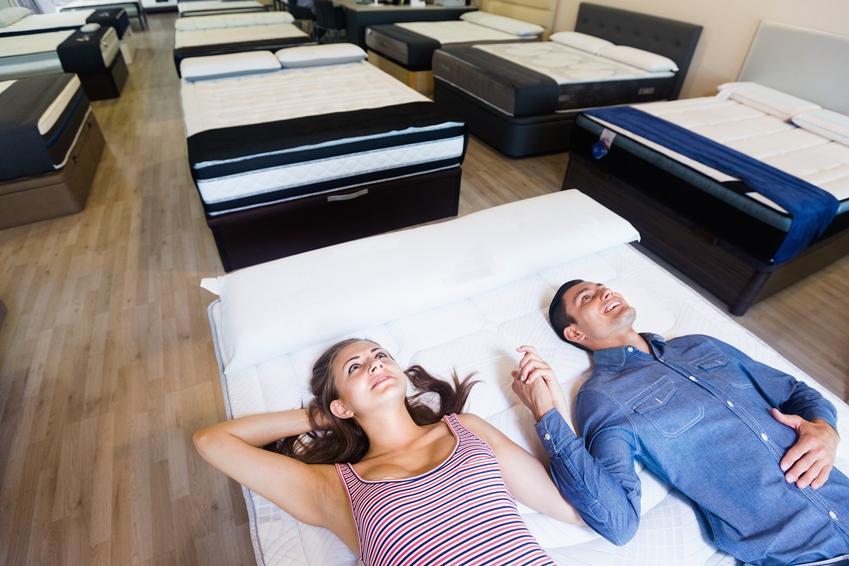 Materac 160x200 cm – idealny do małżeńskiej sypialni