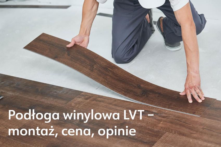 Podłoga winylowa LVT – montaż, cena, opinie