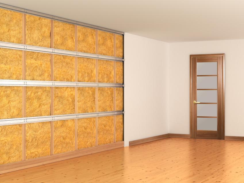 Izolacja akustyczna ścian wełną oraz izolacja dźwiękowa ścian i rodzaje