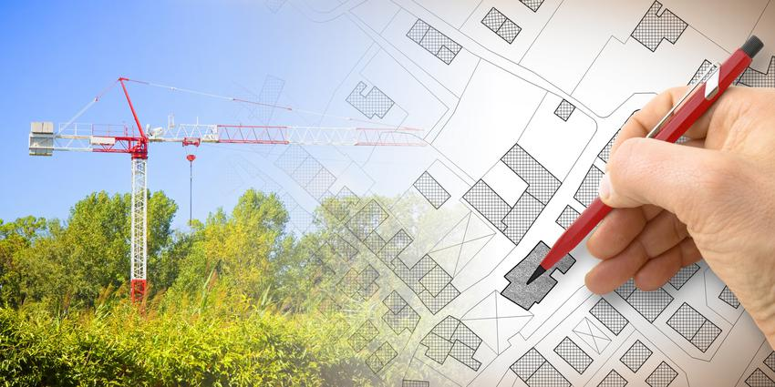 Przygotowywanie projektu, a także projekt zagospodarowania terenu, zagospodarowania działki