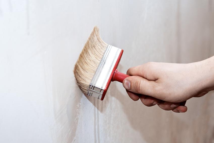Gruntowanie ściany, a także grunt głęboko penetrujący, jego rodzaje i ceny