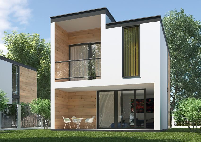 Płyty fasadowe - nowoczesne wykończenie zewnętrzne budynków