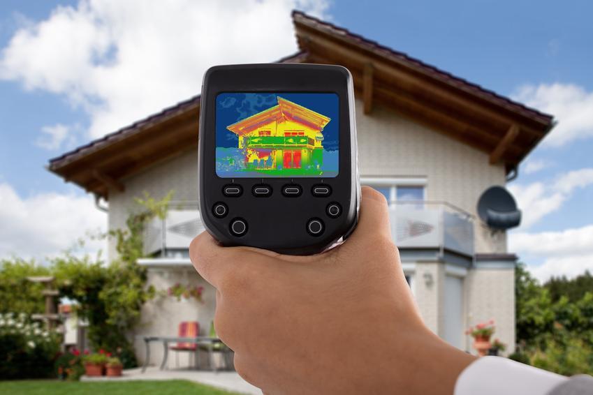 Pomiar izolacji domu, a także izolacja termiczna, izolacja cieplna, materiały izolacji termicznej
