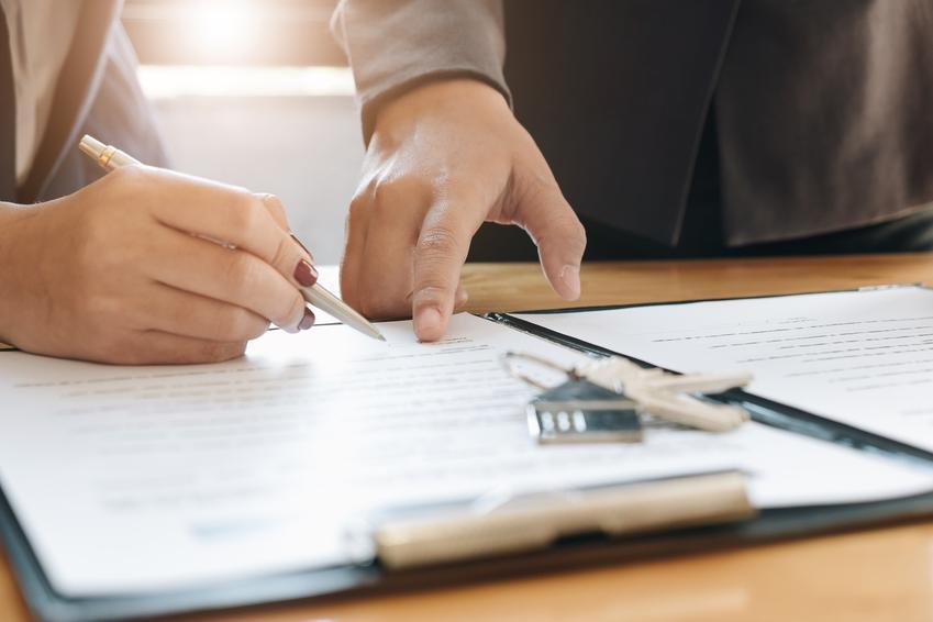 Podpisywanie umowy, a także najem okazjonalny, umowa najmu okazjonalnego mieszkania