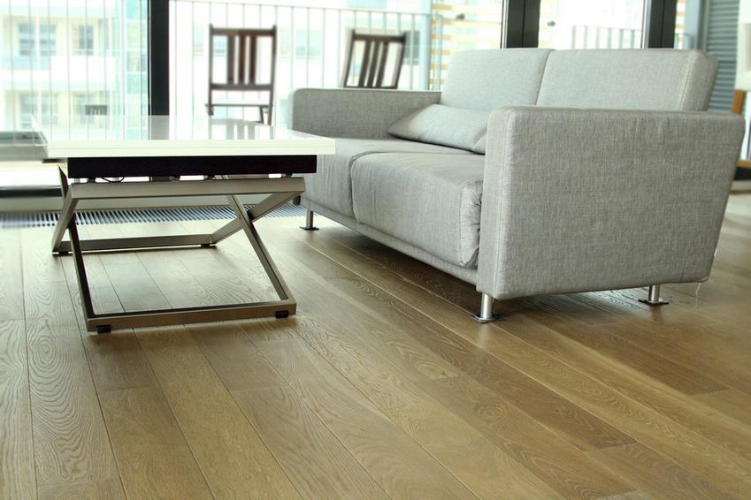 Podłoga drewniana - dlaczego warto