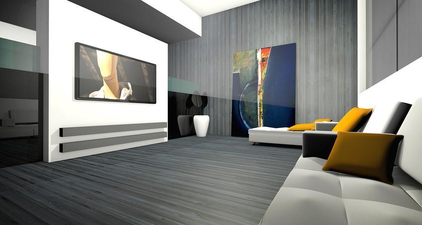 Jak zaprojektować wnętrze mieszkania i domu